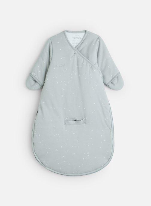 Vêtements Bemini MAGIC BAG® gigoteuse Pady Jersey 0-3m 3.0 TOG Gris vue détail/paire