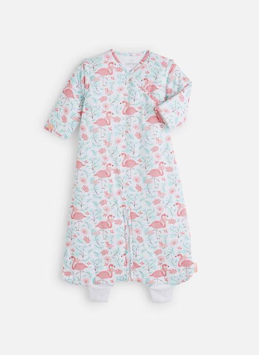 Vêtements Bemini MAGIC BAG® gigoteuse Pady Jersey 3-9m 3.0 TOG Rose vue détail/paire