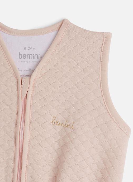 Vêtements Bemini MAGIC BAG® gigoteuse Kilty 9-24m 1.5 TOG Rose vue portées chaussures