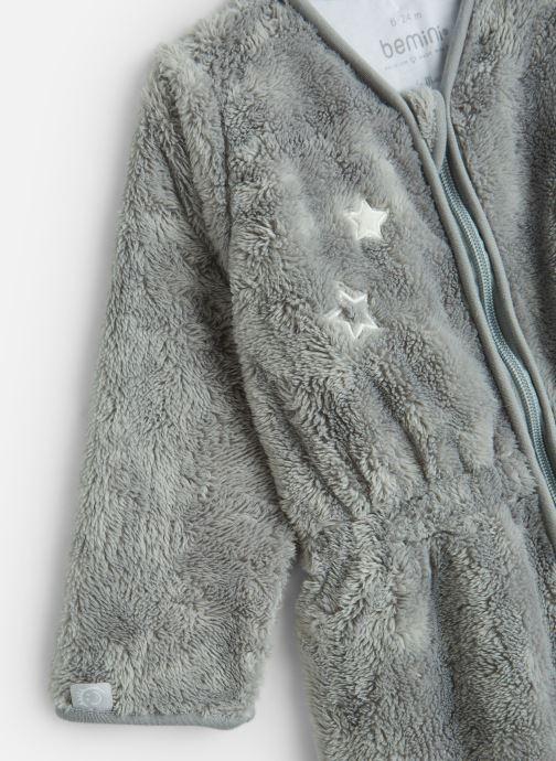 Vêtements Bemini MAGIC BAG® gigoteuse Softy 9-24m 2.5 TOG Gris vue portées chaussures