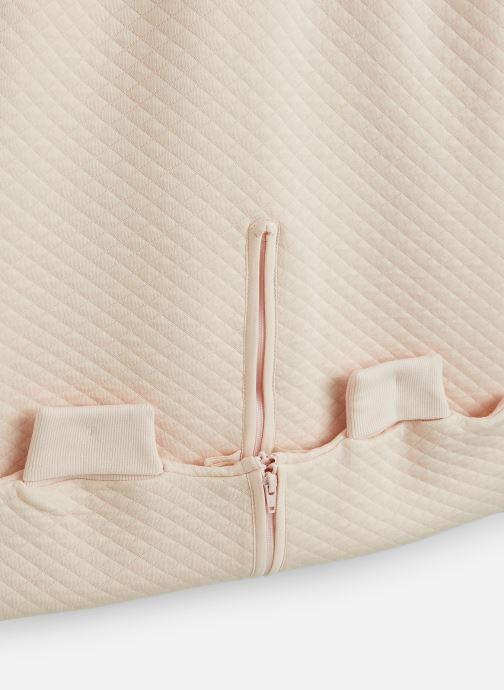 Vêtements Bemini MAGIC BAG® gigoteuse Kilty 18-36m 1.5 TOG Rose vue portées chaussures