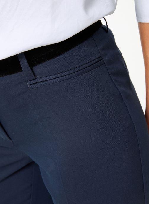 Vêtements School Rag PACKERTON Bleu vue face