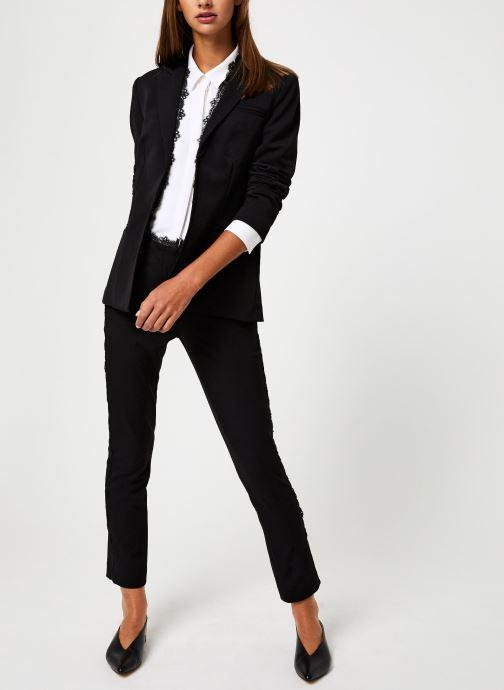 Vêtements School Rag PAULINA LACE Noir vue bas / vue portée sac