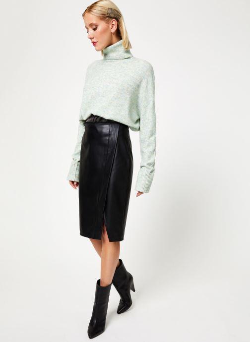 Vêtements School Rag J-LEIYA Noir vue bas / vue portée sac