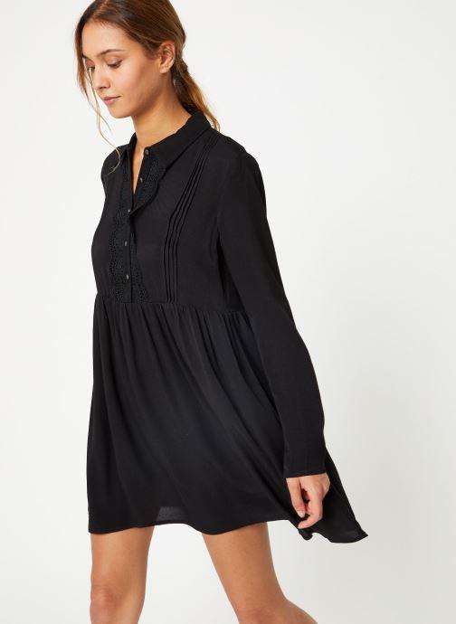 Vêtements School Rag R-LAOMA Noir vue droite