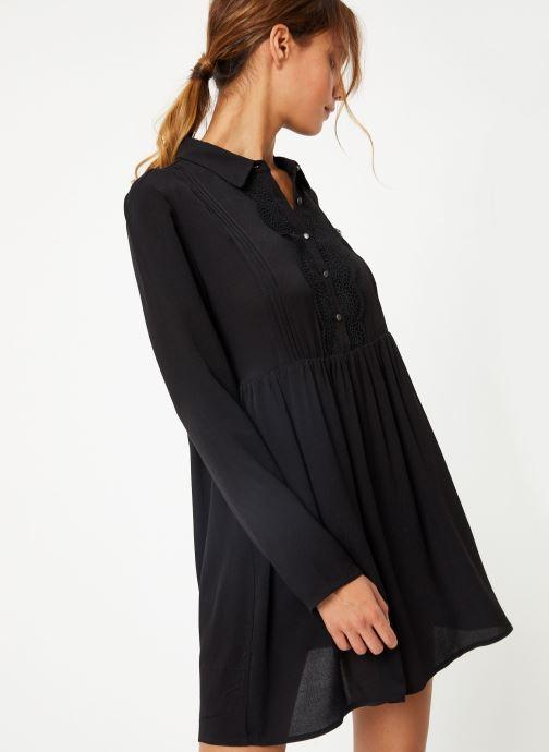 Vêtements School Rag R-LAOMA Noir vue détail/paire