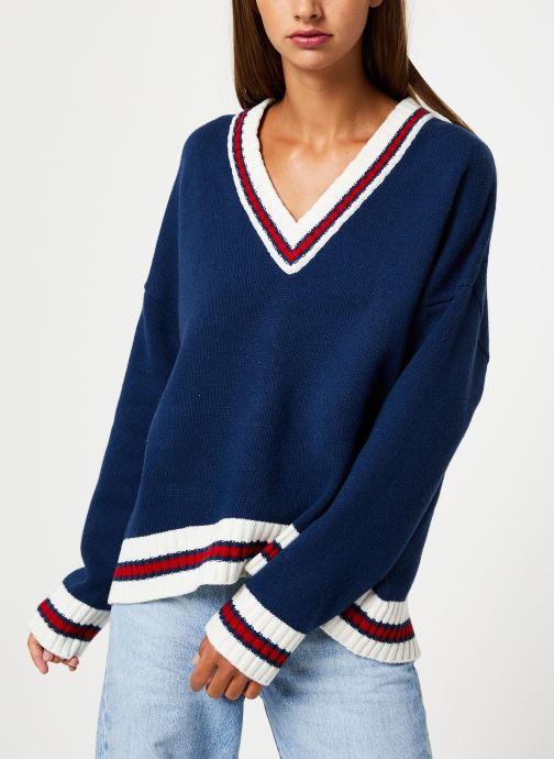 Vêtements School Rag PALAVA Bleu vue droite