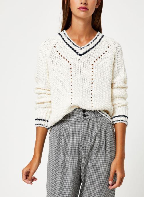 Vêtements School Rag PAWNEE Blanc vue détail/paire