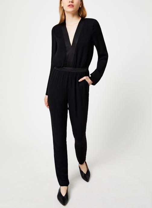 Vêtements School Rag C-LENA Noir vue bas / vue portée sac