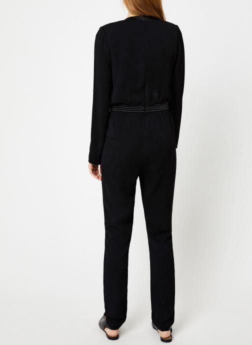 Vêtements School Rag C-LENA Noir vue portées chaussures