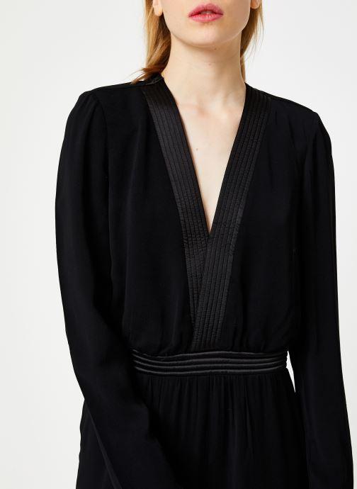 Vêtements School Rag C-LENA Noir vue face