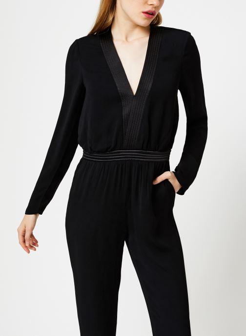 Vêtements School Rag C-LENA Noir vue détail/paire