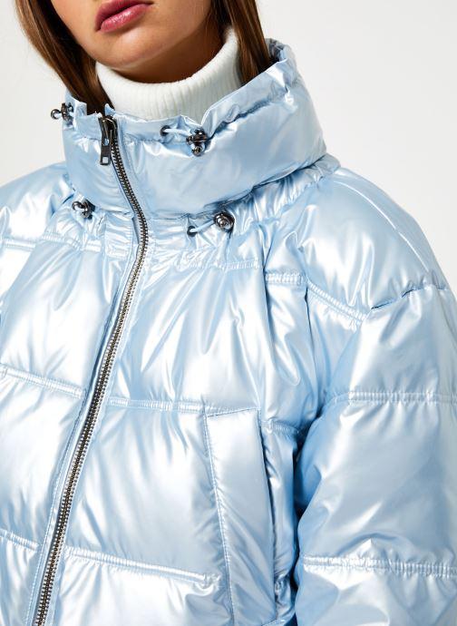 Vêtements School Rag BEVERLY HILLS Argent vue face