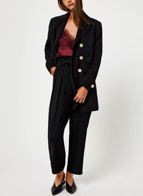 Vêtements School Rag VIRGINIA Noir vue bas / vue portée sac