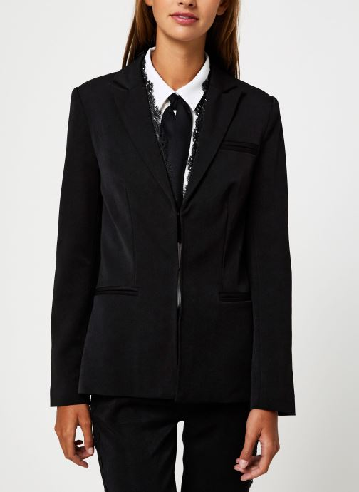 Vêtements School Rag V-LISA Noir vue droite