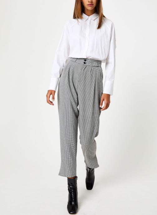 Vêtements School Rag CAMERONE Blanc vue bas / vue portée sac