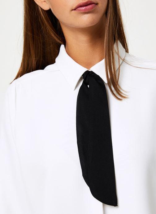 Vêtements School Rag CHRIS Blanc vue face