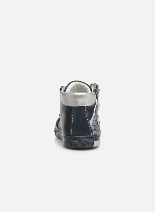 Sneakers Primigi PGR 44060 Blauw rechts