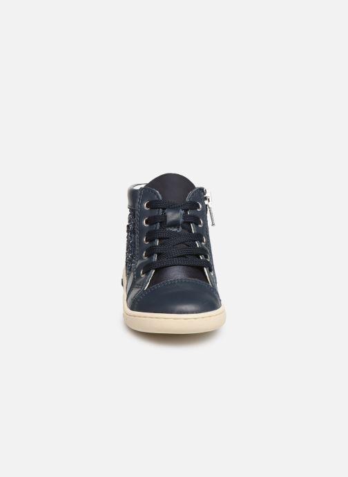 Baskets Primigi PLK 44043 Bleu vue portées chaussures