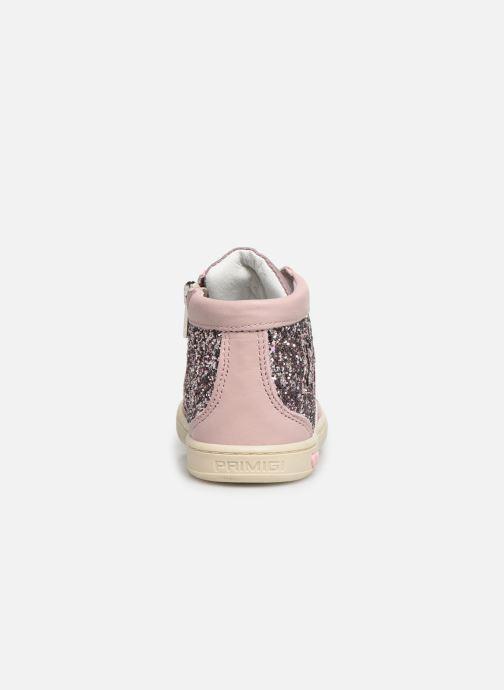 Sneakers Primigi PLK 44043 Roze rechts
