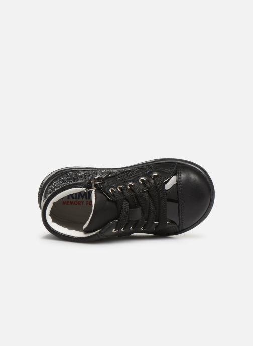Sneakers Primigi PLK 44043 Zwart links