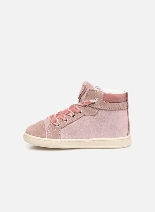 Sneaker Primigi PLK 44045 rosa ansicht von vorne