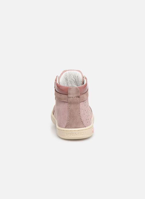 Sneaker Primigi PLK 44045 rosa ansicht von rechts