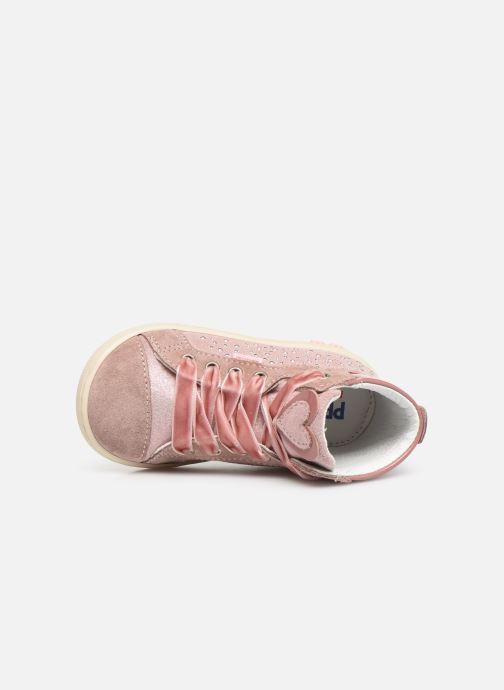 Sneaker Primigi PLK 44045 rosa ansicht von links