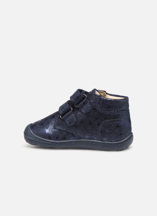 Sneakers Primigi PLN 44082 Blauw voorkant