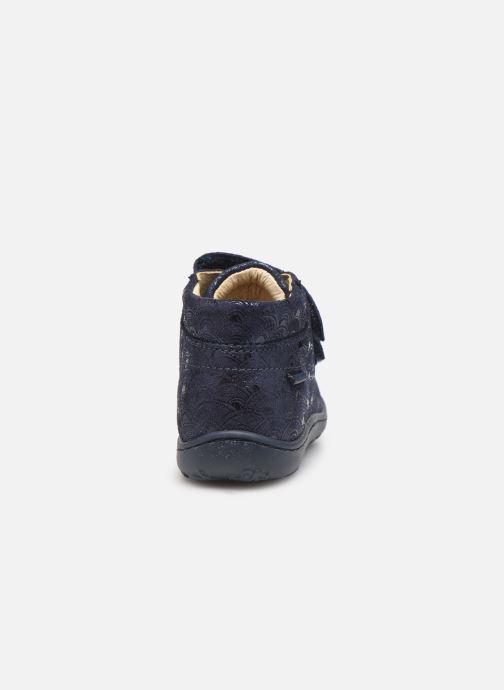 Sneakers Primigi PLN 44082 Blauw rechts