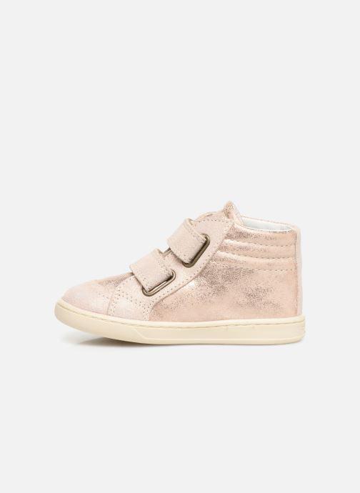 Sneaker Primigi PLK 44034 rosa ansicht von vorne