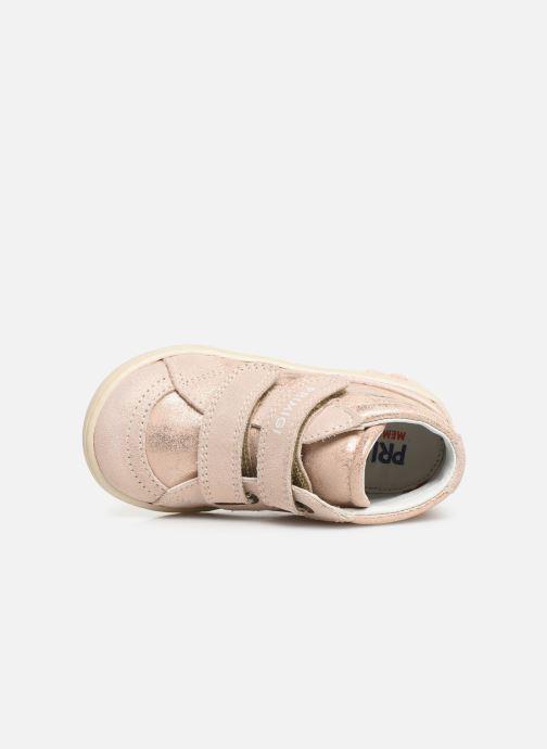 Sneaker Primigi PLK 44034 rosa ansicht von links