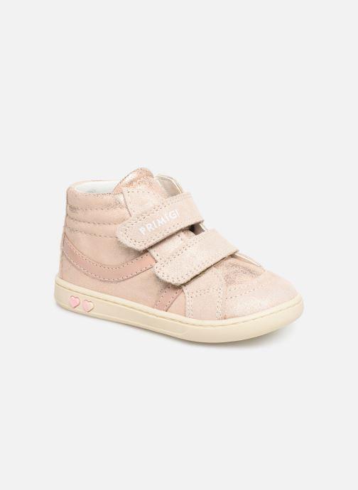 Sneakers Primigi PLK 44034 Pink detaljeret billede af skoene