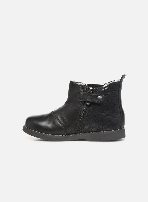 Boots en enkellaarsjes Primigi PTA 44162 Zwart voorkant