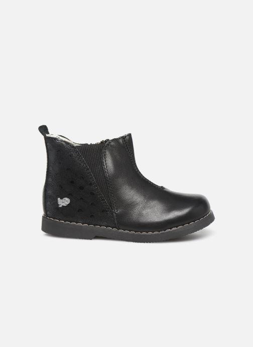Boots en enkellaarsjes Primigi PTA 44162 Zwart achterkant