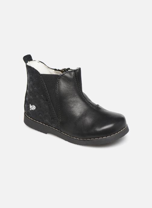 Boots en enkellaarsjes Primigi PTA 44162 Zwart detail