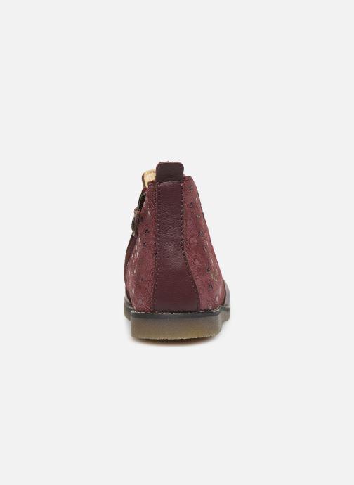 Bottines et boots Primigi PTA 44162 Noir vue droite