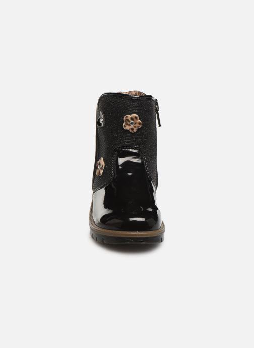Boots en enkellaarsjes Primigi PRX 43676 Zwart model