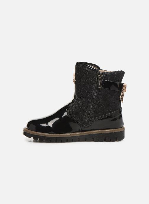 Boots en enkellaarsjes Primigi PRX 43676 Zwart voorkant