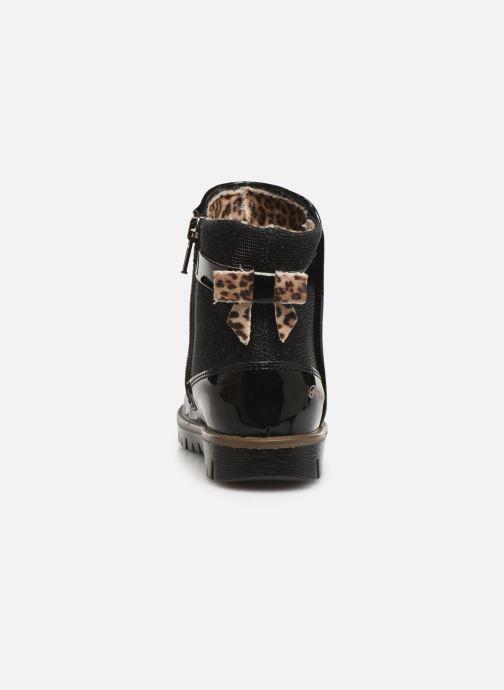 Boots en enkellaarsjes Primigi PRX 43676 Zwart rechts
