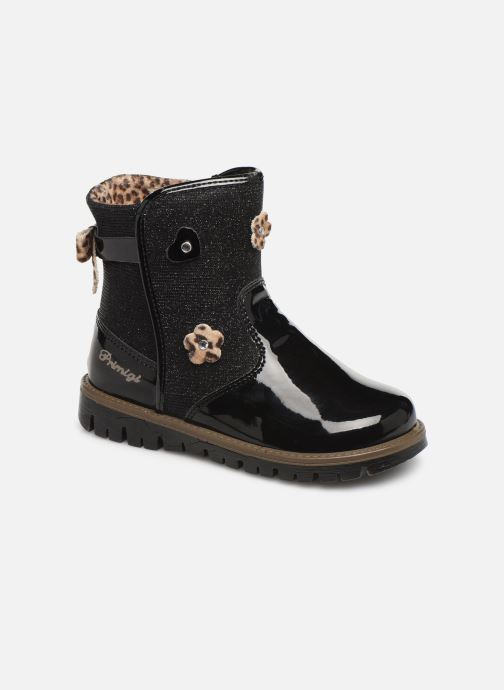 Boots en enkellaarsjes Primigi PRX 43676 Zwart detail