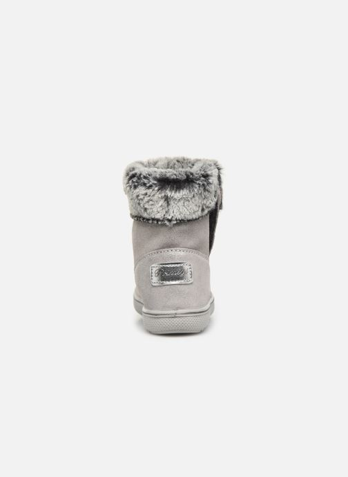 Stiefel Primigi PSN 43638 grau ansicht von rechts