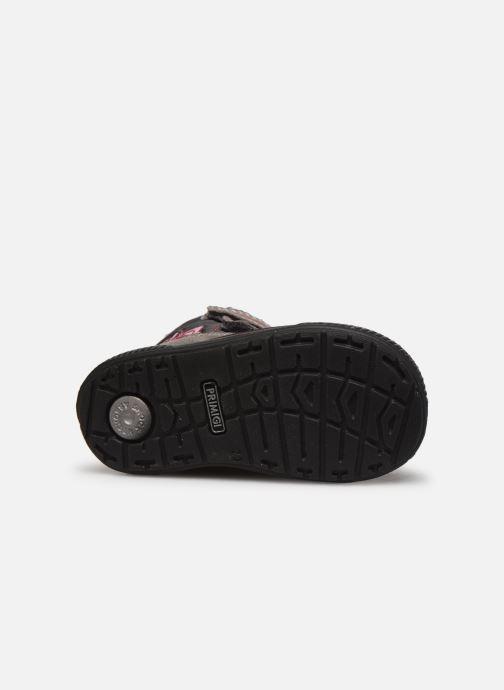 Chaussures de sport Primigi PRI GTX 43687 Gris vue haut