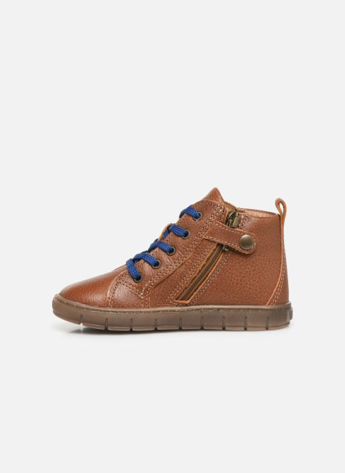Sneakers Primigi PAW 44138 Marrone immagine frontale