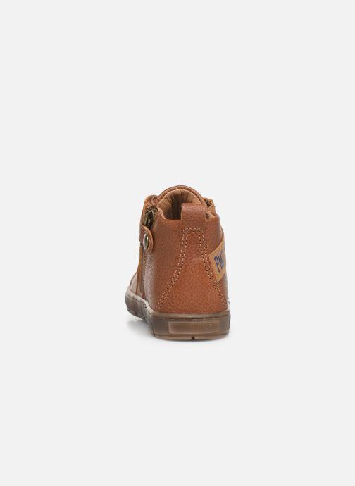 Sneakers Primigi PAW 44138 Marrone immagine destra