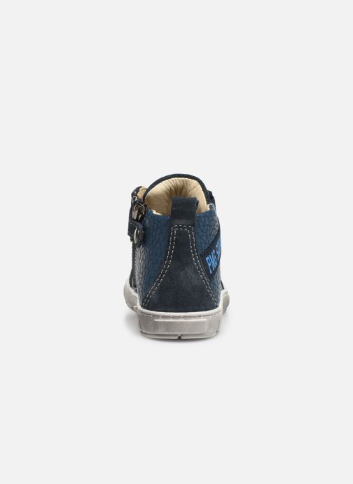 Trainers Primigi PAW 44138 Blue view from the right