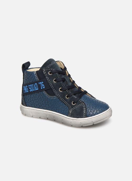 Baskets Primigi PAW 44138 Bleu vue détail/paire
