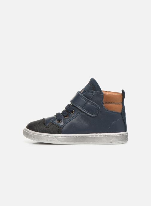 Sneakers Primigi PLK 44040 Blauw voorkant