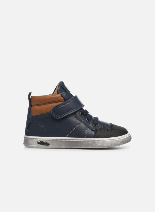 Sneakers Primigi PLK 44040 Blauw achterkant