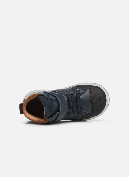 Sneakers Primigi PLK 44040 Blauw links